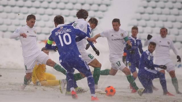 Vorskla 2 - 2 Dinamo Kiev