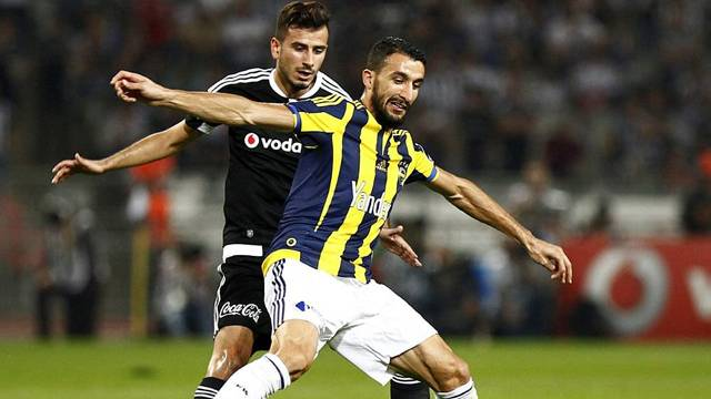 Fenerbahçe - Beşiktaş (Canlı)