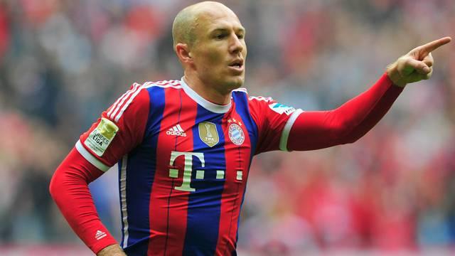 Arjen Robben'den transfer açıklaması!