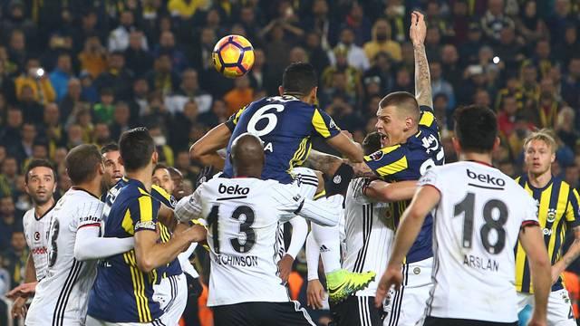 Yunanistan'da Fenerbahçe - Beşiktaş derbisine büyük bahis!