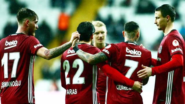 Beşiktaş 3 - 0 Darıca Gençlerbirliği
