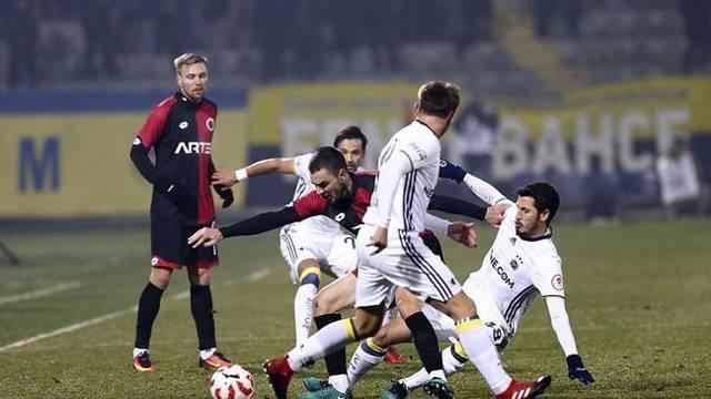 Ziraat Türkiye Kupası'ndan erken final