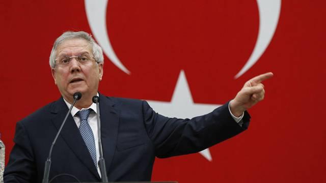 Fenerbahçe'den Aziz Yıldırım için flaş açıklama