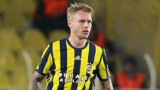Fenerbahçe'de Simon Kjaer sevinci
