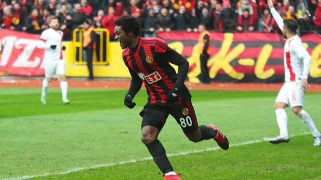 Eskişehirspor 3 - 2 Balıkesirspor