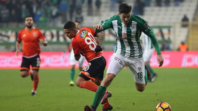 Bursaspor 0 - 1 Adanaspor