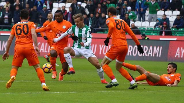 Atiker Konyaspor 2 - 1 Çaykur Rizespor