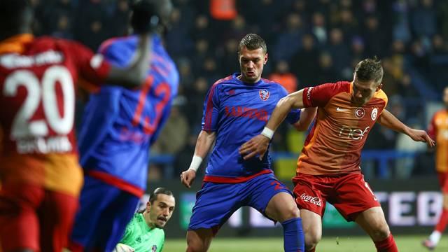 Kardemir Karabükspor 2 - 1 Galatasaray