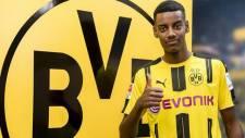 Alexander Isak, Borussia Dortmund'da!