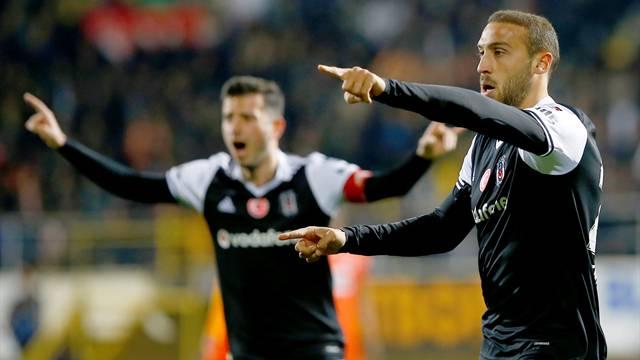 Aytemiz Alanyaspor 1 - 4 Beşiktaş