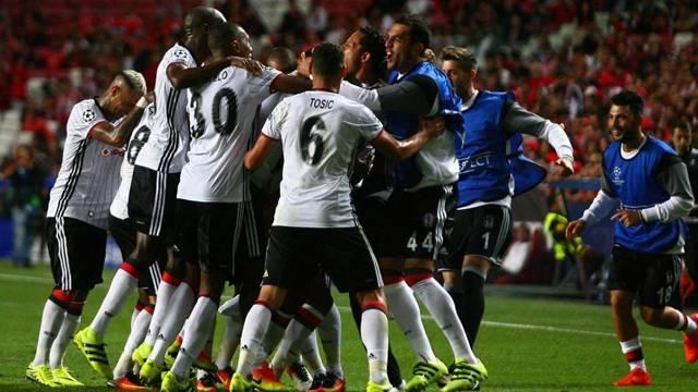 UEFA'dan Beşikaş'a: 'Karakartallar'
