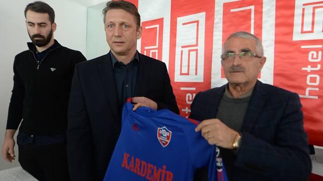 Kardemir Karabükspor'da Zoran Barisic dönemi