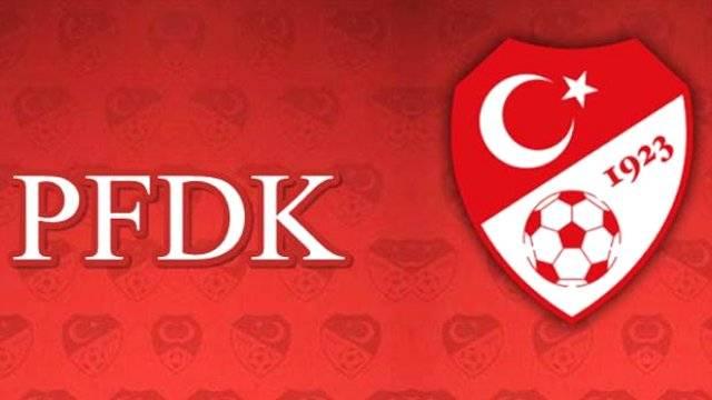 Medipol Başakşehir ve Adanaspor PFDK'da!