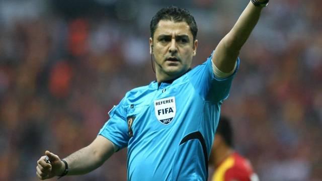 Galatasaray - Beşiktaş derbisi Bülent Yıldırım'ın