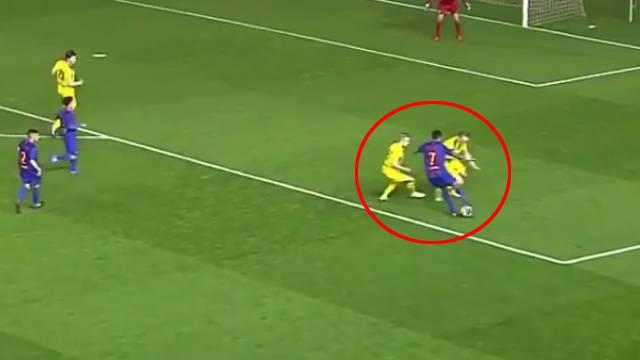 Barcelonalı yıldızdan hayata küstüren gol!