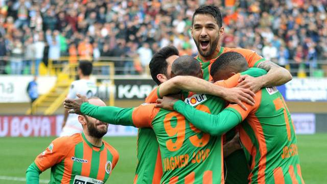 Aytemiz Alanyaspor 4 - 1 Adanaspor