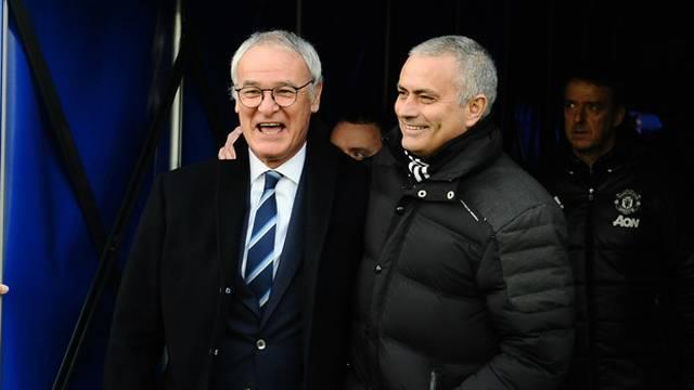 Mourinho'dan Ranieri'ye: 'Yazdığın tarihi kimse silemez'