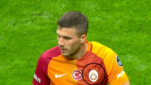 Galatasaray'dan Beşiktaş'a bir gönderme daha
