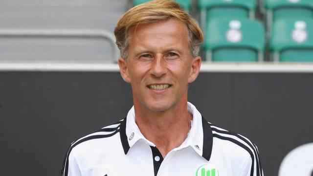 Wolfsburg'un yeni teknik direktörü Andries Jonker