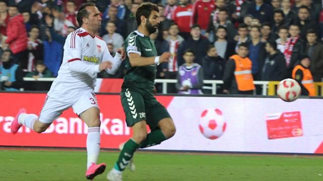 Sivasspor 0 - 0 Atiker Konyaspor