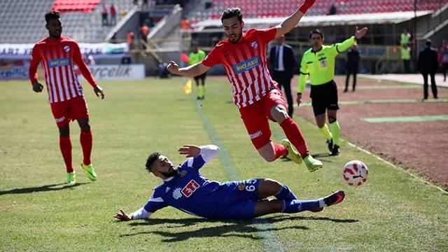 Boluspor 2-2 Eskişehirspor