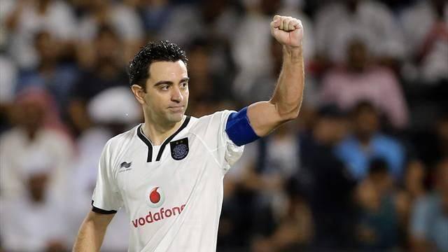 Xavi'nin Barcelona hayali