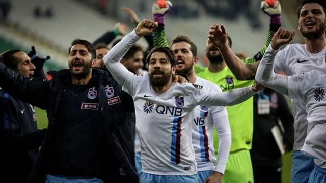 Şampiyonluk yolu Trabzon'dan geçer!