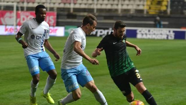 Akhisar Belediyespor 1 - 3 Trabzonspor