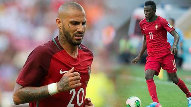 Portekiz kadrosu açıklandı: Quaresma var, Bruma yok!