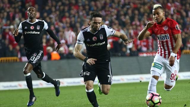 Antalyaspor 0 - 0 Beşiktaş