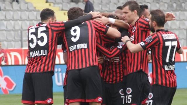 Gençlerbirliği 1 - 0 Çaykur Rizespor