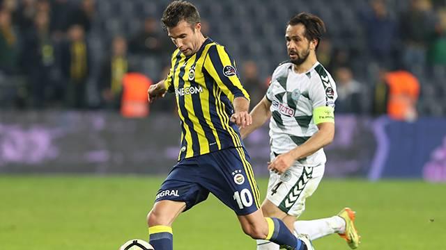 Fenerbahçe'den flaş Robin van Persie kararı!
