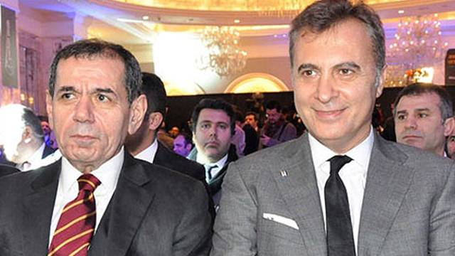 Fikret Orman'dan Dursun Özbek'e transfer teklifi!