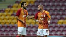 Sneijder'den ayrılık açıklaması! Son noktayı koydu...