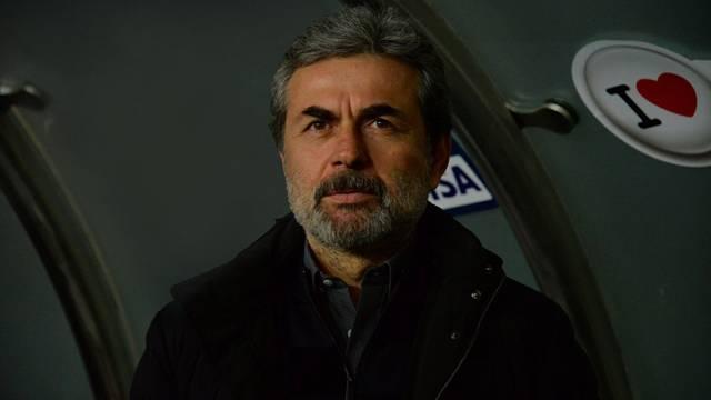 Ahmet Şan: 'Aykut Kocaman'ı bırakmak istemiyoruz'