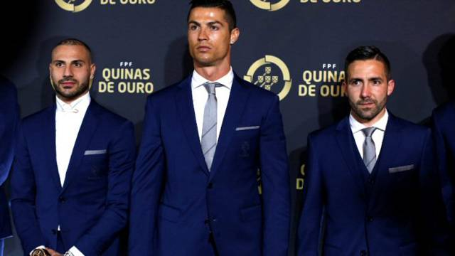 Cristiano Ronaldo: 'En iyisi Quaresma'