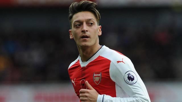 Mesut Özil'in hayali bile güzel
