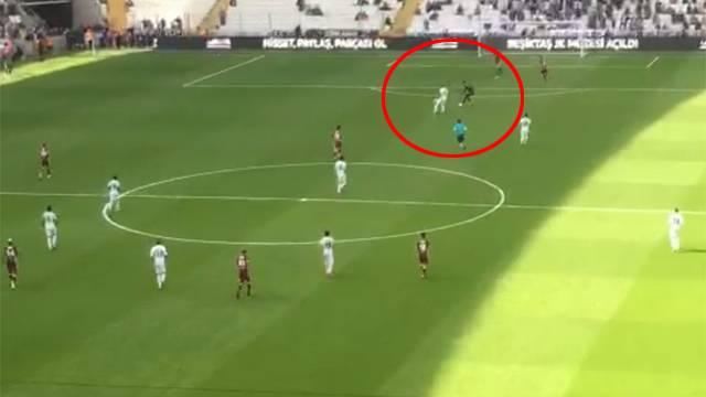 Tolga Zengin Beşiktaş taraftarını çileden çıkarttı!
