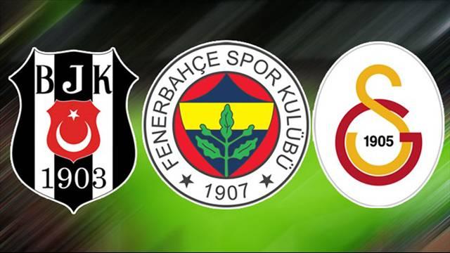 Fenerbahçe'den, Galatasaray ve Beşiktaş'a tarihi fark!