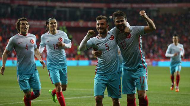 Türkiye 3 - 1 Moldova
