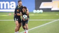 Fenerbahçelileri kahreden resim: Neymar ve Diego!