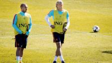 Robben: 'Yeni teknik direktörü Sneijder'le seçmek istiyoruz'