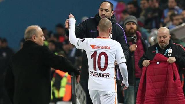 Tudor: 'Sneijder'in çok özel yetenekleri var'