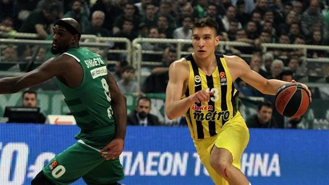 Play-off ilk maçlarının MVP'si Bogdanovic