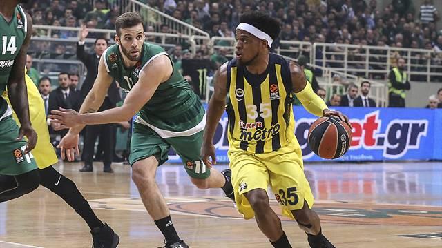 Panathinaikos 75 - 80 Fenerbahçe