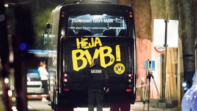 Dortmund saldırısında tutuklama!