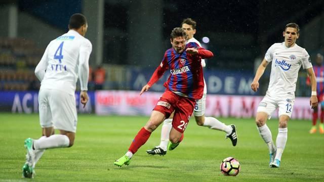 Kardemir Karabükspor 0 - 0 Kasımpaşa