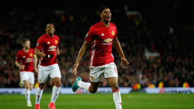 Manchester United 2-1 Anderlecht