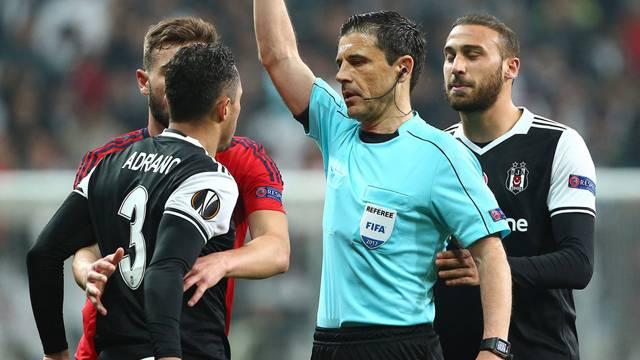 'Sırp hakem Beşiktaş'ın kaderini belirledi'