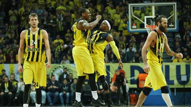 Fenerbahçe 79 - 61 Panathinaikos Superfoods